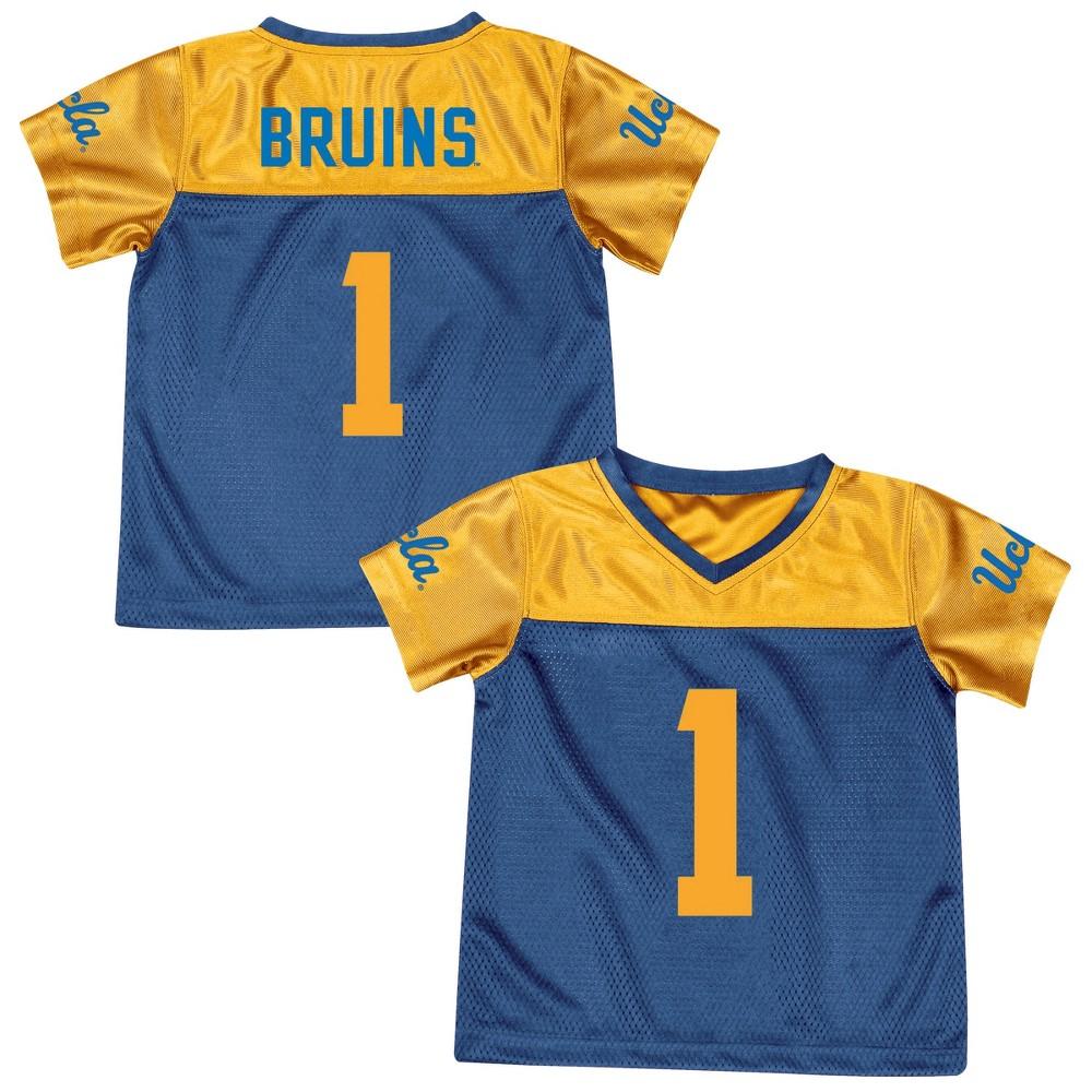 Athletic Jerseys Ucla Bruins 2T, Multicolored