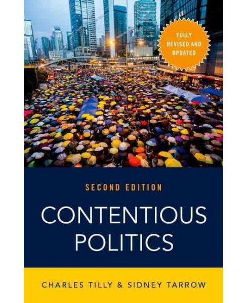 Contentious Politics (Revised / Updated) (Paperback) (Charles Tilly) - image 1 of 1