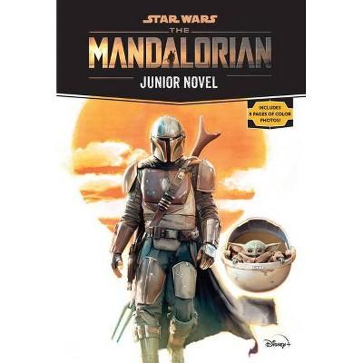 Star Wars Mandalorian Junior Novel - by Joe Schreiber (Board Book)