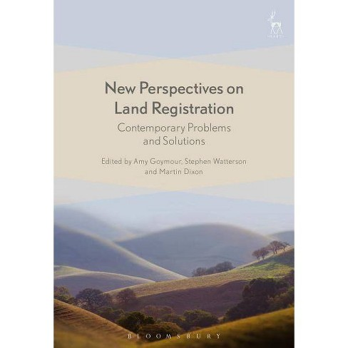 New Perspectives on Land Registration - (Hardcover) - image 1 of 1