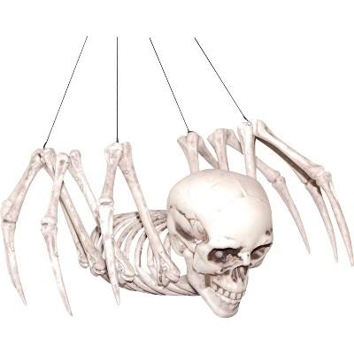 Halloween Spider Skeleton Decor