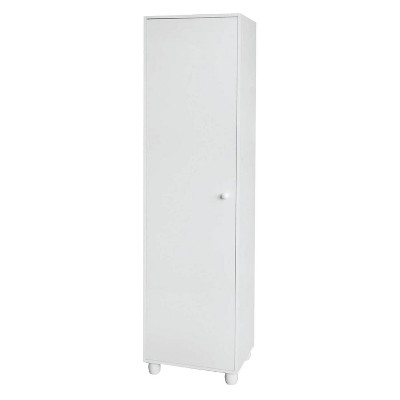 Traditional Storage Cabinet White - Home Source