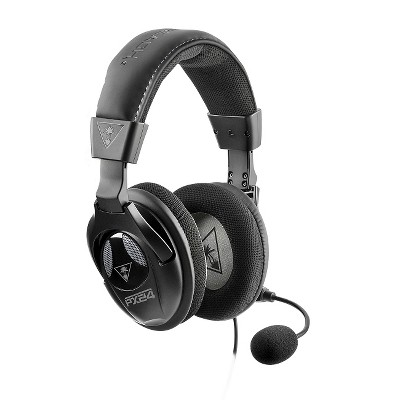 Turtle Beach PX24 Universal Amplified Gaming Headset with Superhuman Hearing for PlayStation 4