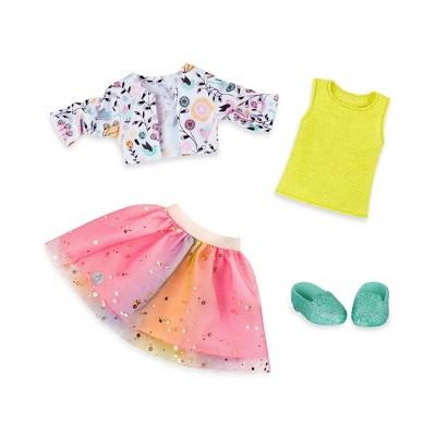 Glitter Girls Regular Outfit - Shimmer Glimmer!