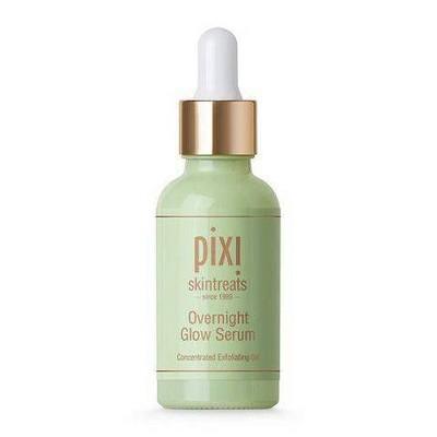 Pixi skintreats Overnight Glow Serum Concentrated Exfoliating Gel - 1.01oz