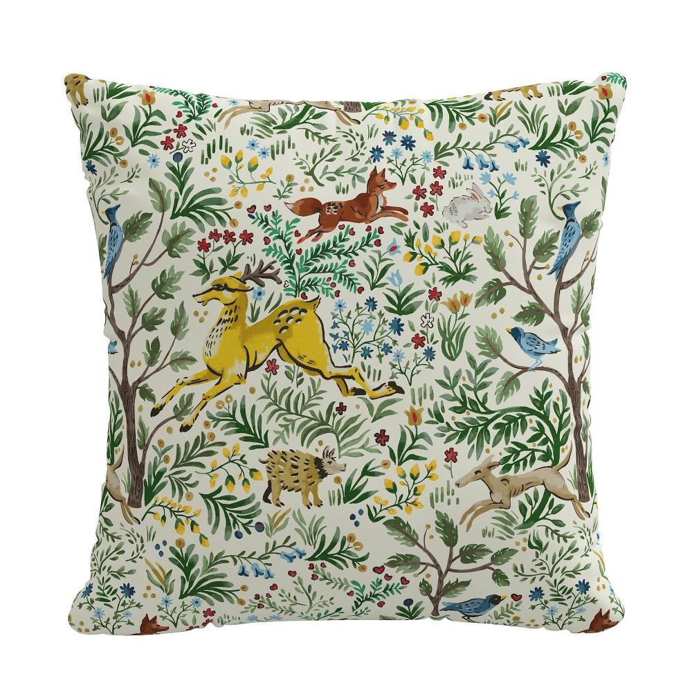 18 34 X 18 34 Outdoor Decorative Throw Pillow Frolic Citrus Skyline Furniture