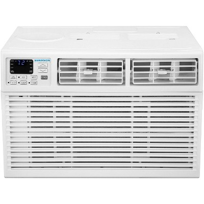 Emerson Quiet Kool 10,000 BTU 115V Window Air Conditioner EARC10RE1 with Remote Control