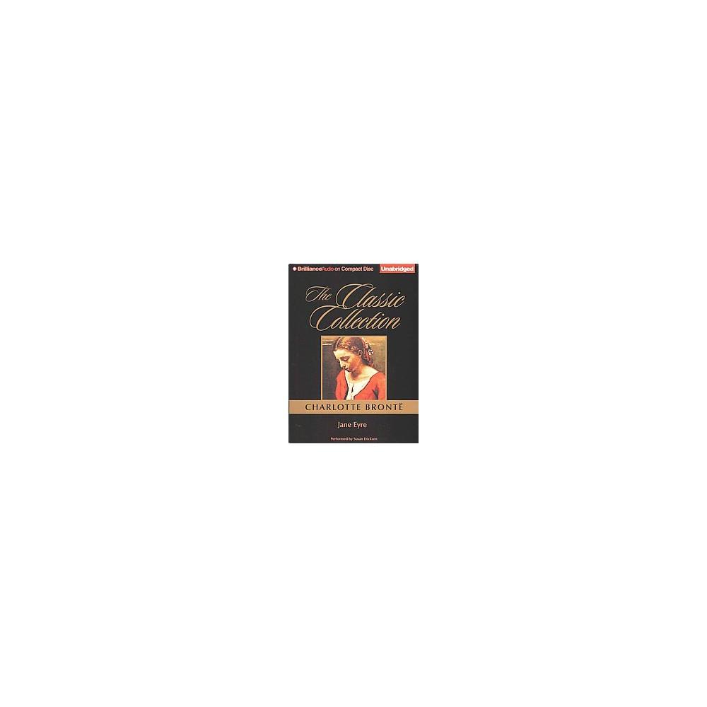 Jane Eyre (Unabridged) (CD/Spoken Word) (Charlotte Bronte)