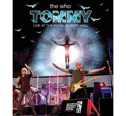 Tommy Live At The Royal Albert Hall (DVD) - image 1 of 1
