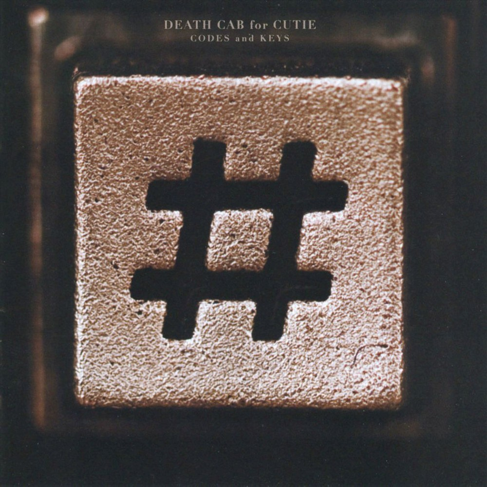 Death Cab for Cutie - Codes and Keys (CD), None - Dnu