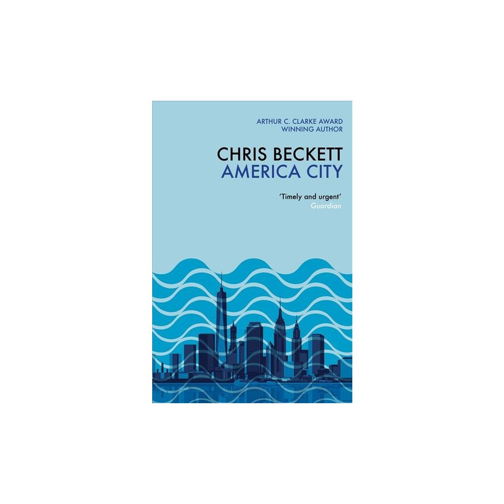 America City - Reprint by Chris Beckett (Paperback)