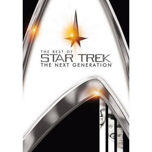 The Best of Star Trek: The Next Generation (DVD) - image 1 of 1