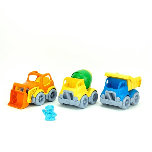 Green Toys Construction Trucks - image 1 of 4