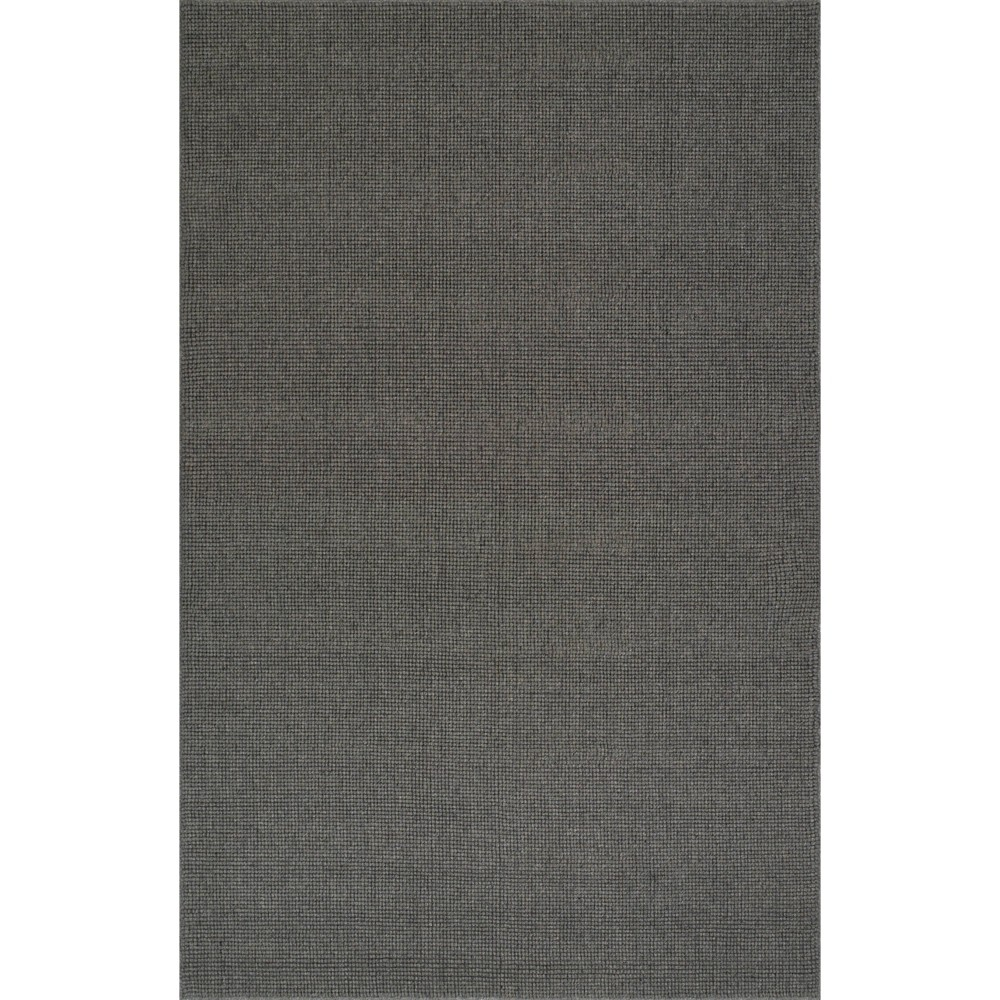 "Image of ""2'3""""X8' Runner Jaxon Farmhouse Area Rug Gray -Addison Rugs"""