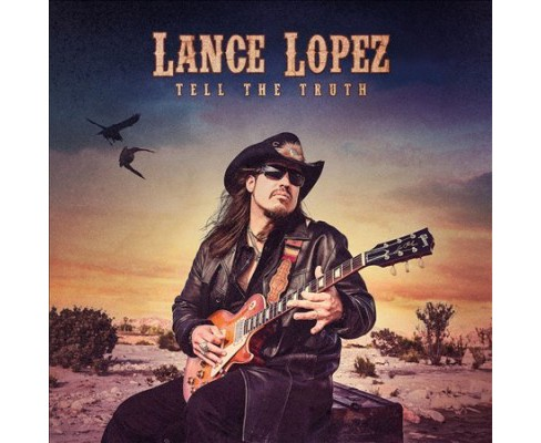 Lance Lopez - Tell The Truth (CD) - image 1 of 1