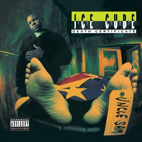 Ice Cube - Death Certificate (Vinyl) - image 1 of 2