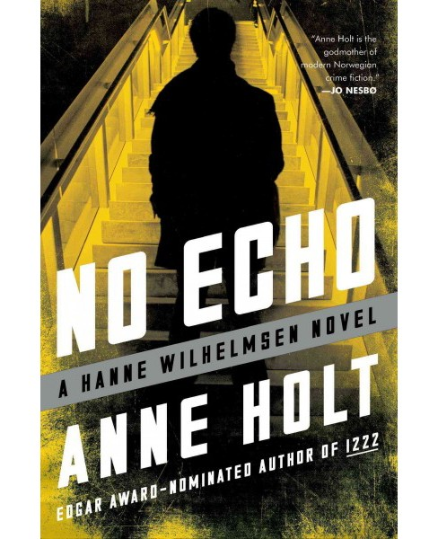 No Echo (Hardcover) (Anne Holt) - image 1 of 1