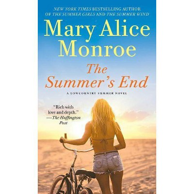 The Summer's End, 3 - (Lowcountry Summer) by  Mary Alice Monroe (Paperback)
