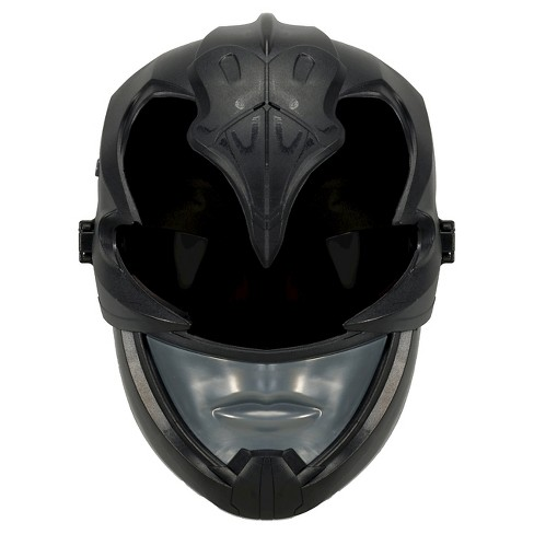 Power Rangers Movie Black Ranger Sound Effects Mask - image 1 of 5