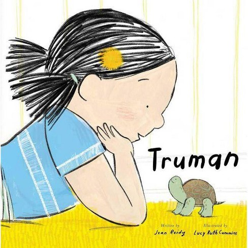 Truman - by  Jean Reidy (Hardcover) - image 1 of 1