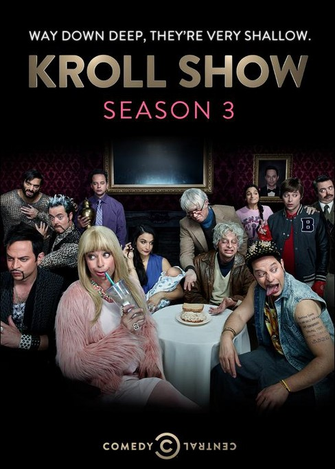 Kroll show:Season three (DVD) - image 1 of 1