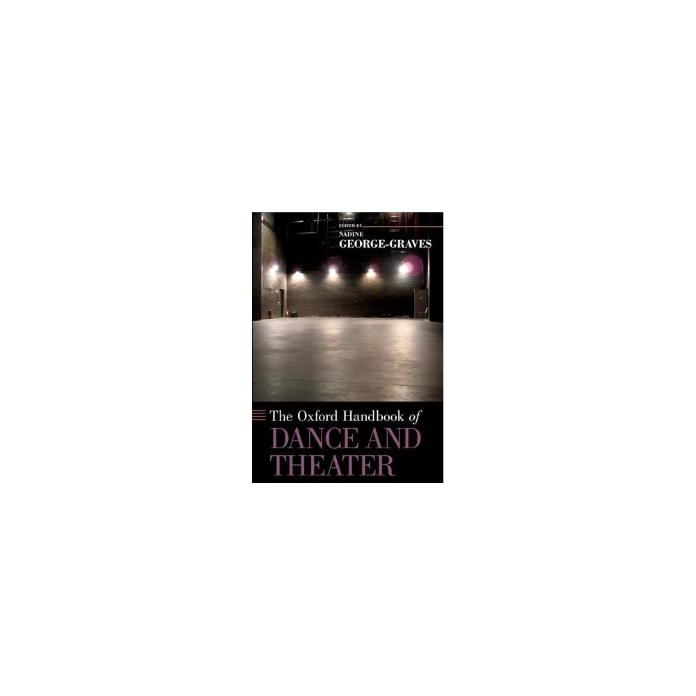 Oxford Handbook of Dance and Theater (Reprint) (Paperback)