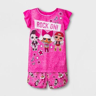 7544e02ff Girls  Footie Pajamas   Target