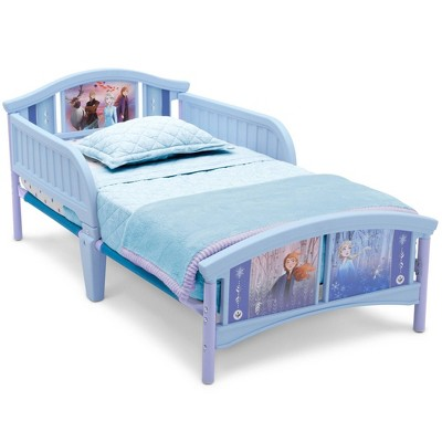 Toddler Disney Frozen 2 Plastic Bed - Delta Children