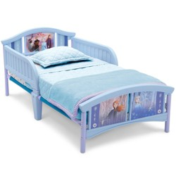 Frozen 2 Plastic Toddler Bed - Disney