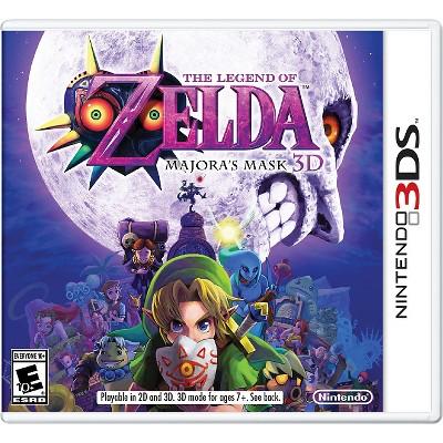 The Legend of Zelda: Majoras Mask Nintendo 3DS