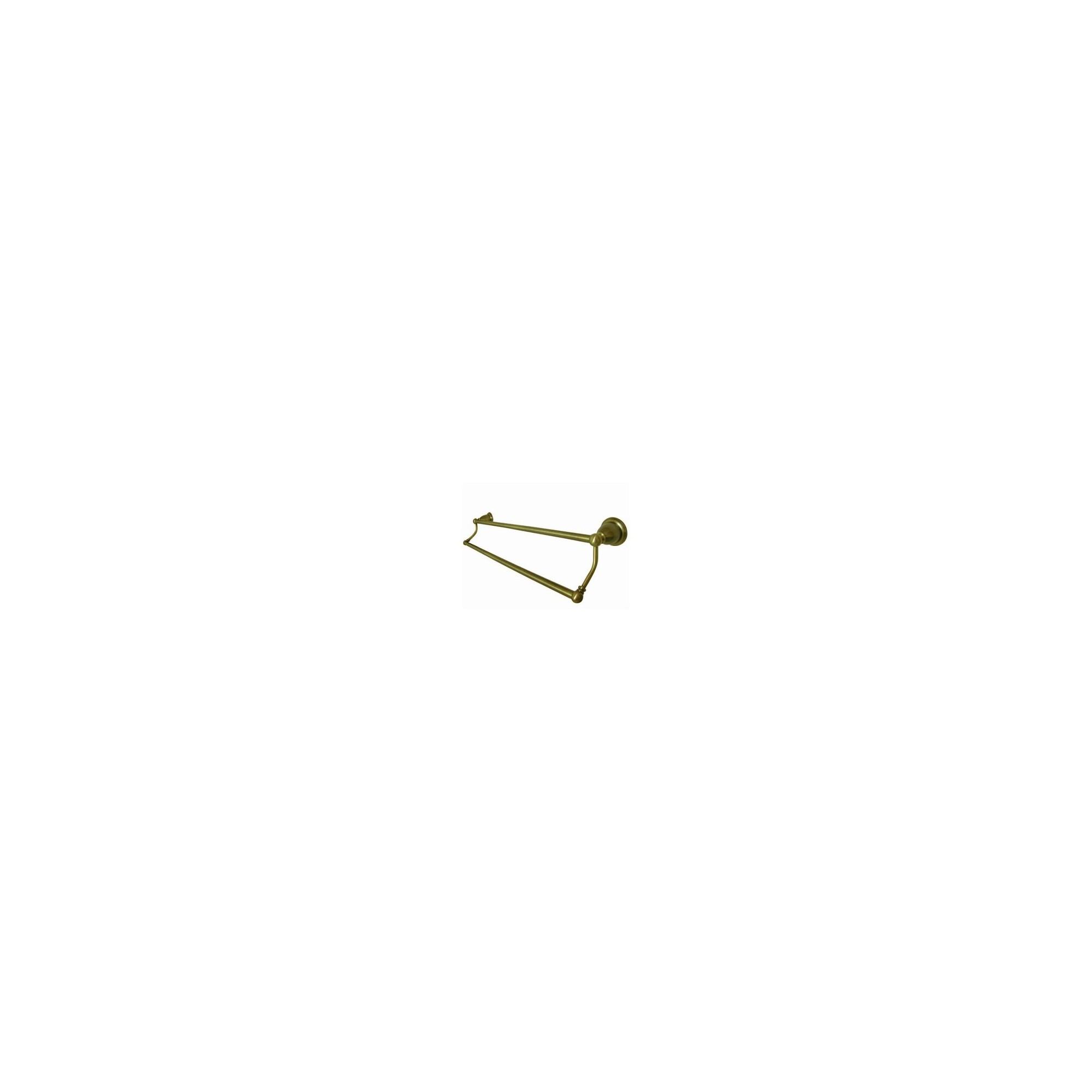 'Dual Towel Bar (24'') Antique Brass - Kingston Brass'
