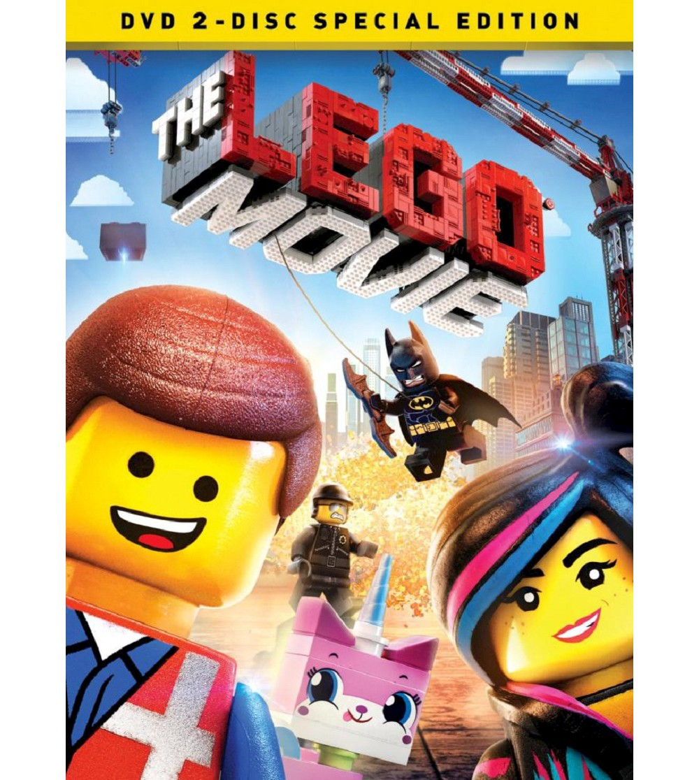 The Lego Movie (2 Discs) (Special Edition) (dvd_video)