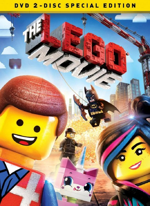 The LEGO Movie (2 Discs) (Special Edition) (dvd_video) - image 1 of 1