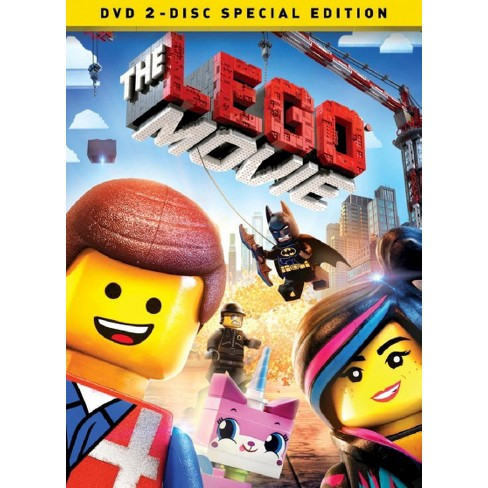 The Lego Movie 2 Discs Special Edition Dvdvideo Target