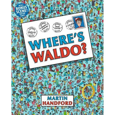 Where's Waldo? - by Martin Handford (Paperback) - image 1 of 1