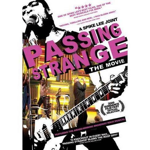 Passing Strange: The Movie (DVD) - image 1 of 1