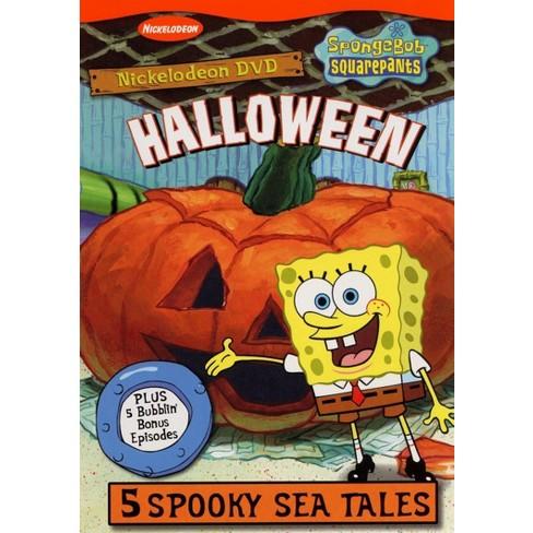 SpongeBob SquarePants: Halloween (DVD) - image 1 of 1