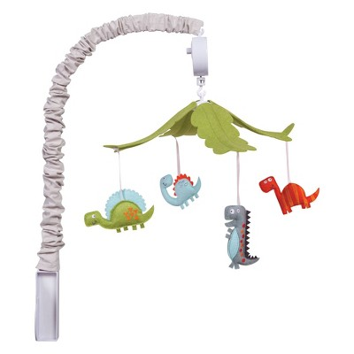 Trend Lab Musical Crib Mobile Dinosaur