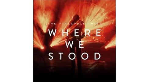 Pineapple Thief - Where We Stood (CD) - image 1 of 1