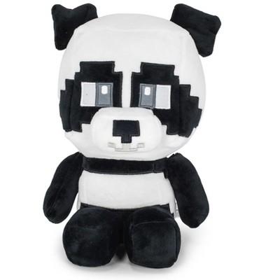 JINX Inc. Minecraft Adventure Series Panda Plush Toy | 9 Inches