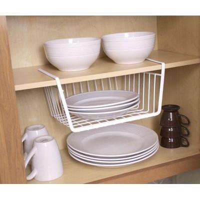 Home Basics Small Under-the-Shelf Basket