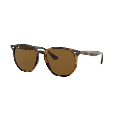 Ray-Ban RB4306 54mm Unisex Irregular Sunglasses Polarized