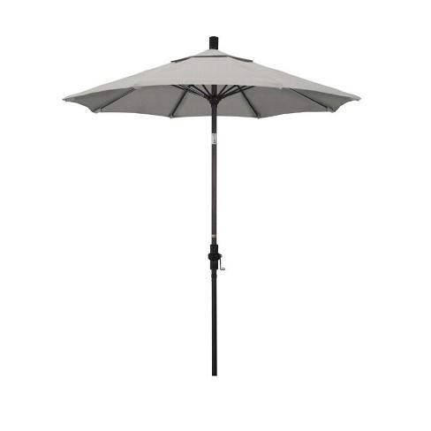 7.5' Patio Umbrella in Granite - California Umbrella - image 1 of 1