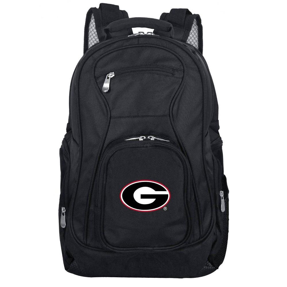 Ncaa Georgia Bulldogs Premium Laptop Backpack