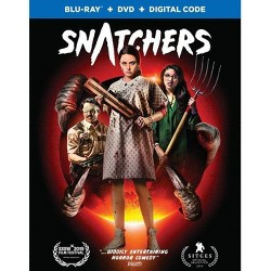 Snatchers (Blu-Ray + DVD + Digital)