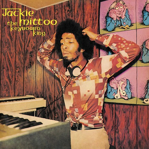 Jackie Mittoo - Keyboard King (Vinyl) - image 1 of 1
