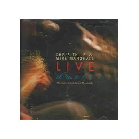 Mike (Guitar Marshall & Mandolin - Live Duets (CD) - image 1 of 1