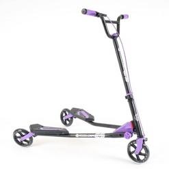Y-Volution Y-Fliker C5 Carver Scooter - Purple