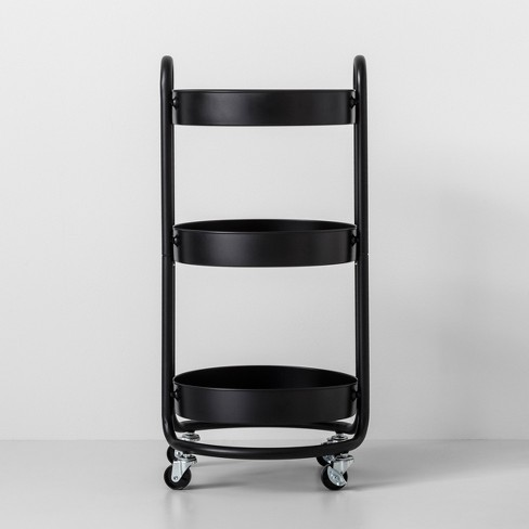 Round Metal Utility Cart - Made By Design™ - image 1 of 4