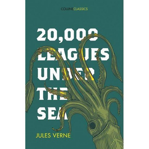 20,000 Leagues Under the Sea (Collins Classics) - by  Jules Verne (Paperback) - image 1 of 1